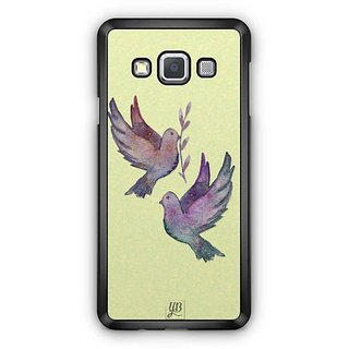 YuBingo Flying Birds Designer Mobile Case Back Cover for Samsung Galaxy A3