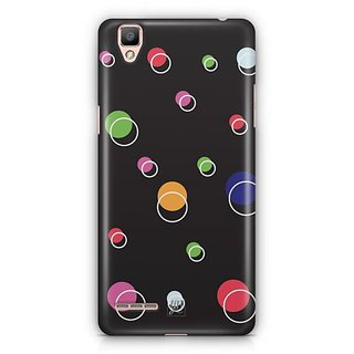YuBingo Rounds & Circles Pattern Designer Mobile Case Back Cover for Oppo F1 / A35