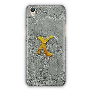 YuBingo Monogram with Beautifully Written Paint Finish letter X Designer Mobile Case Back Cover for Oppo F1 Plus / R9