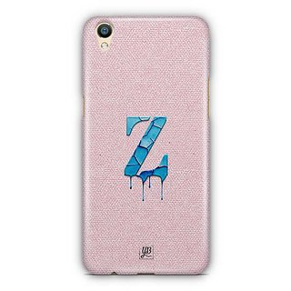 YuBingo Monogram with Beautifully Written Paint Finish letter Z Designer Mobile Case Back Cover for Oppo F1 Plus / R9