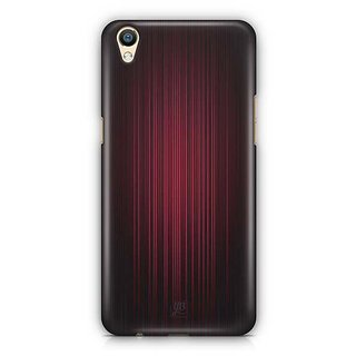 YuBingo Wood Finish (Plastic) Designer Mobile Case Back Cover for Oppo F1 Plus / R9