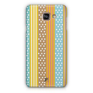 YuBingo Dots and Stripes Pattern Designer Mobile Case Back Cover for Samsung Galaxy A5 2016