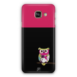 YuBingo Lovely Owl Designer Mobile Case Back Cover for Samsung Galaxy A3 2016