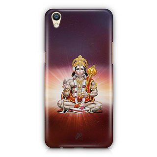 YuBingo Hanuman Ji Designer Mobile Case Back Cover for Oppo F1 Plus / R9