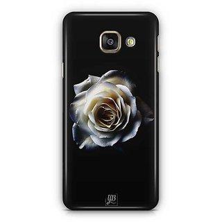 YuBingo White rose Designer Mobile Case Back Cover for Samsung Galaxy A3 2016