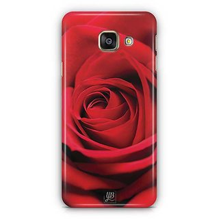 YuBingo Red Rose Designer Mobile Case Back Cover for Samsung Galaxy A3 2016