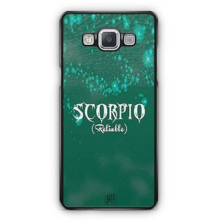 YuBingo Scorpio (Reliable) Designer Mobile Case Back Cover for Samsung Galaxy A5