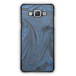 YuBingo Marble Finish (Plastic) Designer Mobile Case Back Cover for Samsung Galaxy A5
