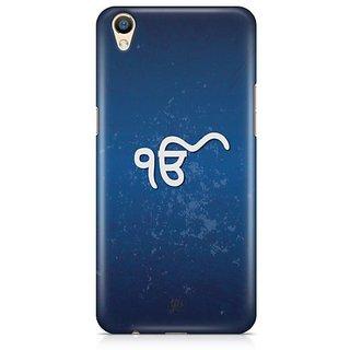 YuBingo Ik Onkar Designer Mobile Case Back Cover for Oppo F1 Plus / R9