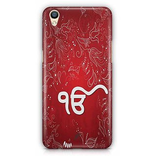 YuBingo Ik Onkar Designer Mobile Case Back Cover for Oppo F1 Plus / R9