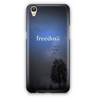 YuBingo Freedom   Designer Mobile Case Back Cover for Oppo F1 Plus / R9