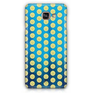 YuBingo Smileys Designer Mobile Case Back Cover for Samsung Galaxy A5 2016