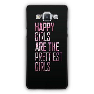 YuBingo Prettiest Girls Designer Mobile Case Back Cover for Samsung Galaxy A5