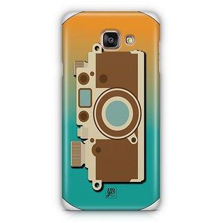 YuBingo Vintage Camera Designer Mobile Case Back Cover for Samsung Galaxy A5 2016