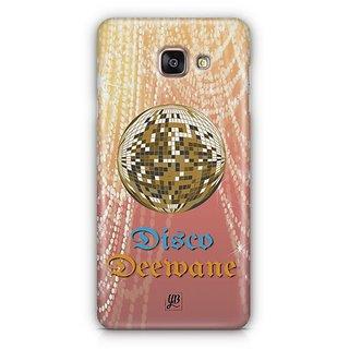 YuBingo Disco Deewane Designer Mobile Case Back Cover for Samsung Galaxy A5 2016