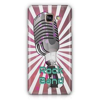 YuBingo Rock Band Designer Mobile Case Back Cover for Samsung Galaxy A5 2016