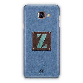 YuBingo Monogram with Beautifully Written Jeans and Macho Male Leather Finish letter Z Designer Mobile Case Back Cover for Samsung Galaxy A5 2016