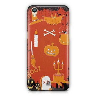 YuBingo Halloween Designer Mobile Case Back Cover for Oppo F1 Plus / R9