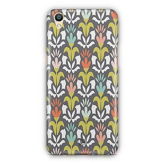 YuBingo Colourful flowers Designer Mobile Case Back Cover for Oppo F1 Plus / R9