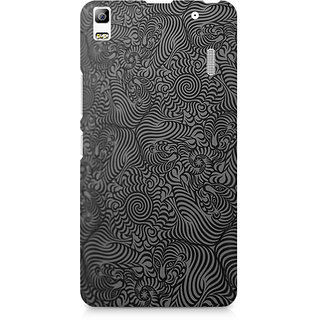 CopyCatz Tiger Art Premium Printed Case For Lenovo A7000