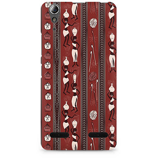 CopyCatz Tribal Party Premium Printed Case For Lenovo A6000