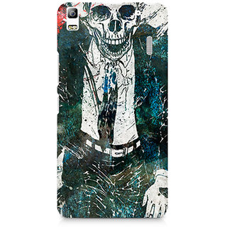 CopyCatz Dead Man Walking Premium Printed Case For Lenovo A7000