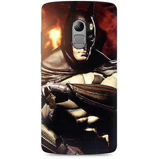 CopyCatz Batman Arkham City Nonchalant Premium Printed Case For Lenovo K4 Note