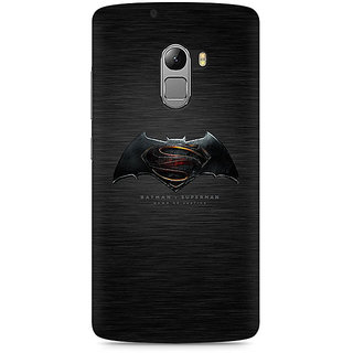 CopyCatz Batman vs Superman Logo Premium Printed Case For Lenovo K4 Note