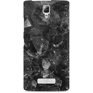 CopyCatz Dark Jewel Texture Premium Printed Case For Lenovo A2010