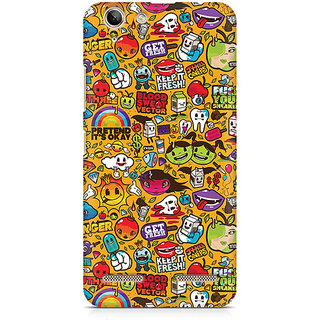 CopyCatz Keep It Fresh Premium Printed Case For Lenovo K5 Plus