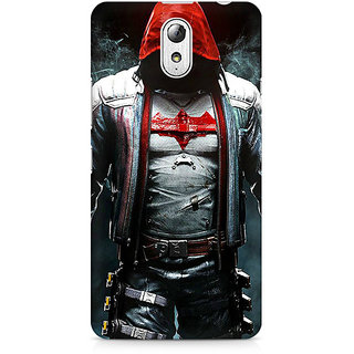 CopyCatz Redhood Equipment Premium Printed Case For Lenovo Vibe P1M