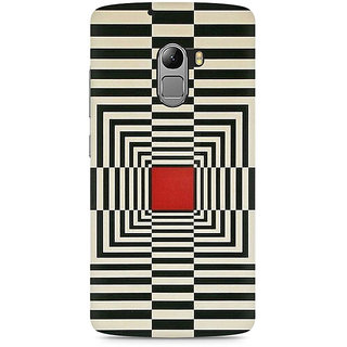 CopyCatz Box Illusion Premium Printed Case For Lenovo K4 Note