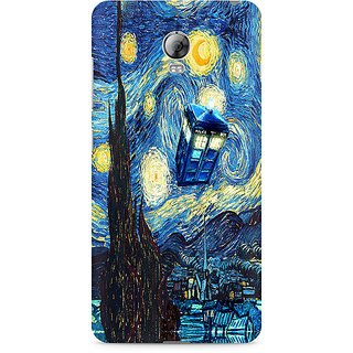 CopyCatz Doctor Who Premium Printed Case For Lenovo Vibe P1