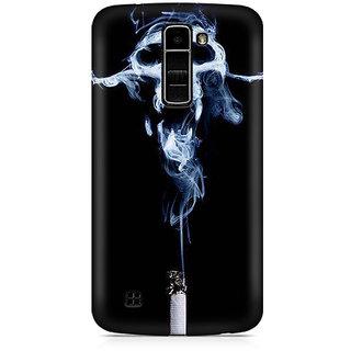 CopyCatz Smoking Kills Premium Printed Case For LG K7