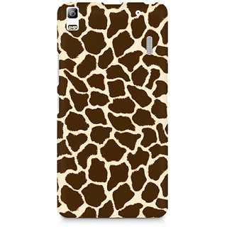 CopyCatz Cheetah Print Premium Printed Case For Lenovo A7000