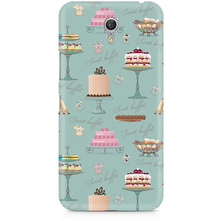 CopyCatz Sweet Buffet Premium Printed Case For Lenovo Zuk Z1