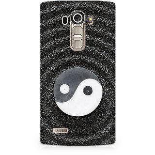 CopyCatz Yin and Yang Stones Premium Printed Case For LG G4