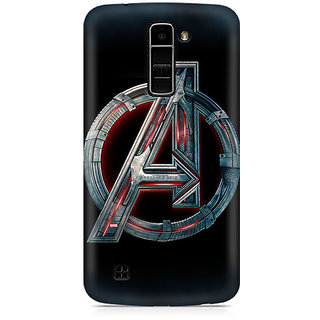 CopyCatz Avengers Age of Ultron Premium Printed Case For LG K7