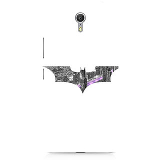 CopyCatz Bat Logo Arkham City Premium Printed Case For Lenovo Zuk Z1