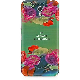 CopyCatz Be Always Blooming Premium Printed Case For Lenovo Zuk Z1