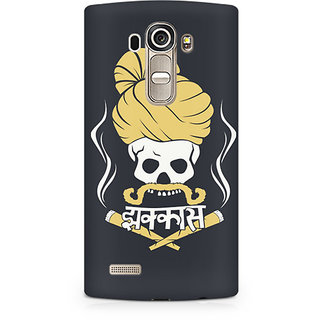 CopyCatz Jhakkas Premium Printed Case For LG G4