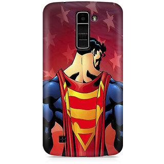 CopyCatz Superman Cape Premium Printed Case For LG K7