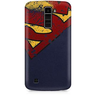CopyCatz Superman Premium Printed Case For LG K7