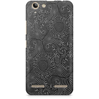 CopyCatz Tiger Art Premium Printed Case For Lenovo K5 Plus