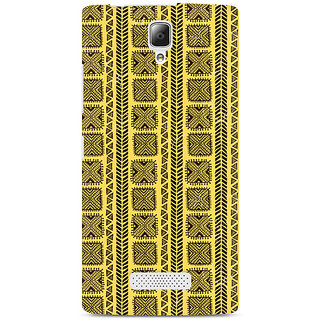 CopyCatz Tribal Vintage Ethnic Pattern Premium Printed Case For Lenovo A2010