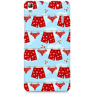 CopyCatz Boxers and Panties Premium Printed Case For Lenovo A7000