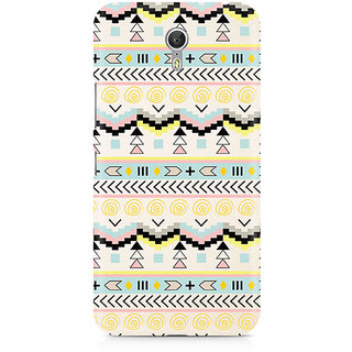 CopyCatz Tribal Chic06 Premium Printed Case For Lenovo Zuk Z1