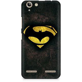 CopyCatz Batman vs Superman Dawn of Justice Premium Printed Case For Lenovo K5 Plus