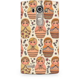 CopyCatz Lovely Dolls Premium Printed Case For LG G4