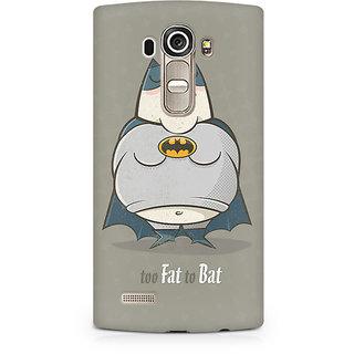 CopyCatz Too Fat to Bat Premium Printed Case For LG G4